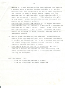 Community Services Mission statement 1983, page 2